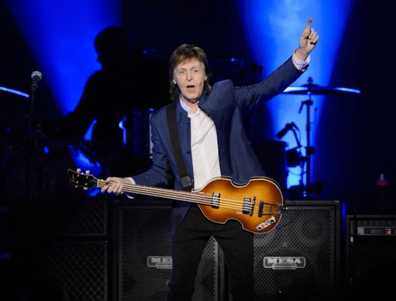 Paul McCartney announces Freshen Up Tour