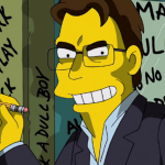 Stephen King, The Simpsons