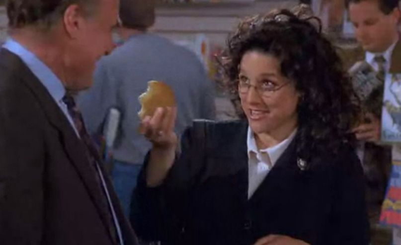 seinfeld mcdonalds muffin tops