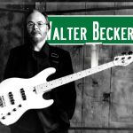 Walter Becker Way Street Sign Queens New York City Honor