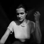 Adrianne Lenker Big Thief solo album abysskiss cradle photo by Shervin Lainez