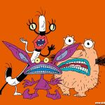 Ahh!! Real Monsters, Nickelodeon