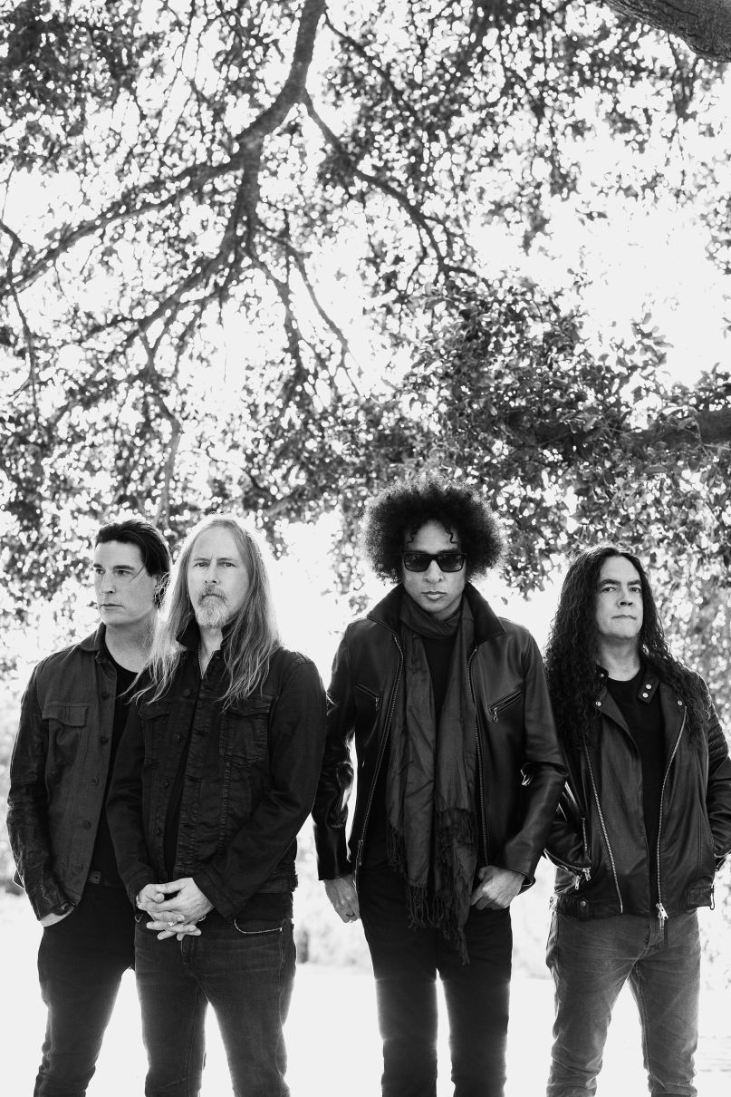 alice in chains new song never fade