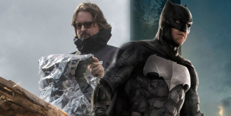 Matt Reeves, director of Batman