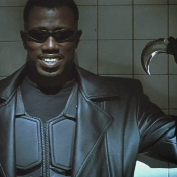 Blade Wesley Snipes Movie 20th Anniversary