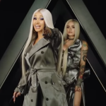 """Watch Cardi B and Kehlani in """"Ring"""" music video"""