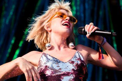 Carly Rae Jepsen, Lollapalooza 2018, photo by Caroline Daniel