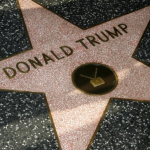 Donald Trump's Hollywood star