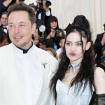 grimes and elon musk burning man