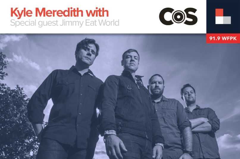 Jimmy Eat World, Kyle Meredith, Podcast