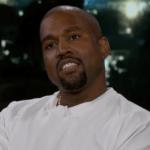 Kanye West on Jimmy Kimmel