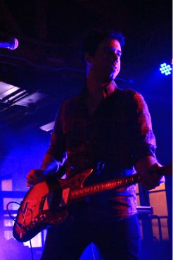 Wolf Parade, House of Vans Chicago, photo by Heather Kaplan