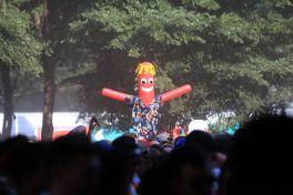 Goldlink, Lollapalooza 2018, photo by Heather Kaplan