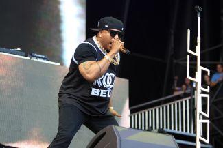 LL Cool J, Lollapalooza 2018, photo by Heather Kaplan