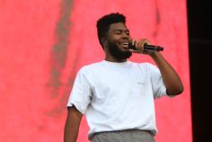 Khalid, Lollapalooza 2018, photo by Heather Kaplan