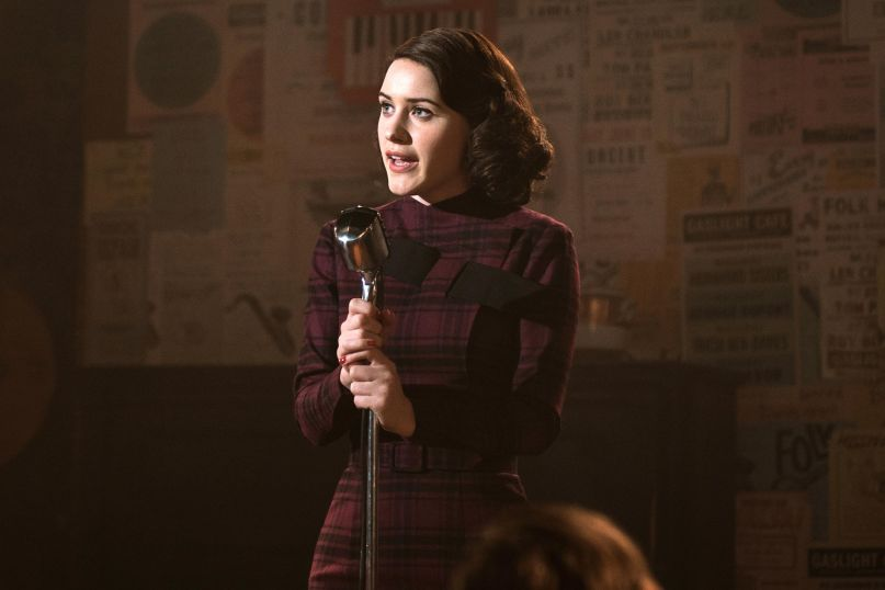 The Marvelous Mrs. Maisel (Amazon Prime)