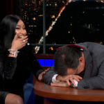 Nicki Minaj The Late Show with Stephen Colbert Barbie Dreams