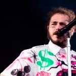 Post Malone, photo by Caroline Daniel