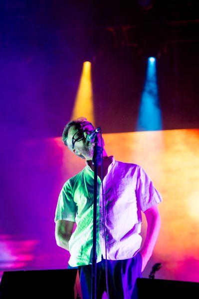 The National, Lollapalooza 2018, photo by Caroline Daniel