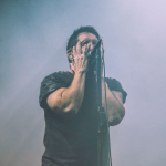 Trent Reznor almost died on a flight from Coachella