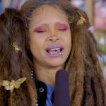 Watch Erykah Badu's Tiny Desk Concert