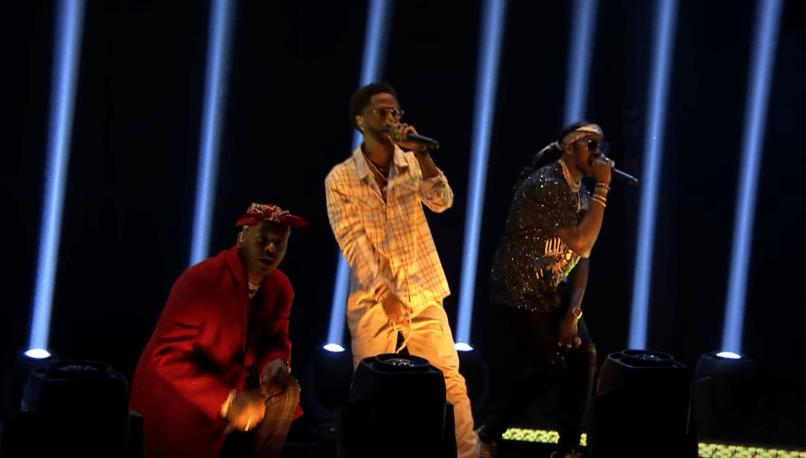 YG Big Sean 2 Chainz Big Bank The Tonight Show Starring Jimmy Fallon