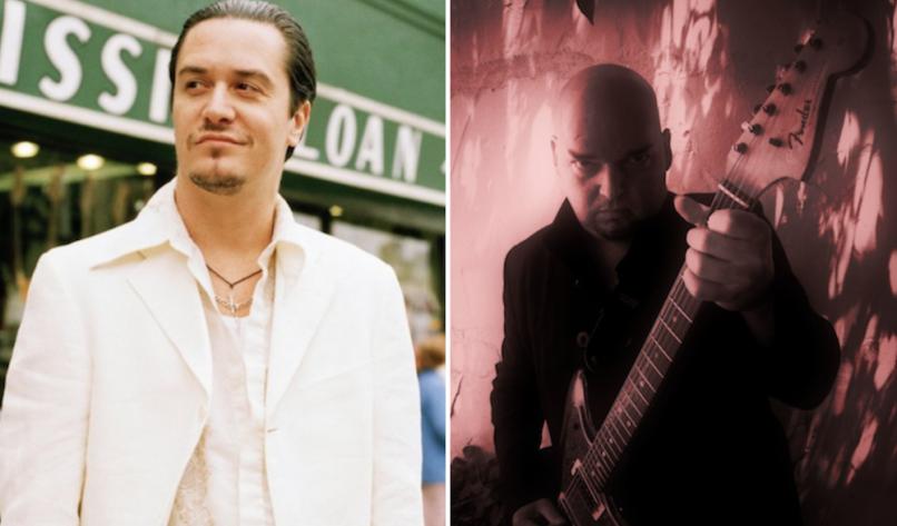 Alain Johannes Trio and Mike Patton Luna A Sol