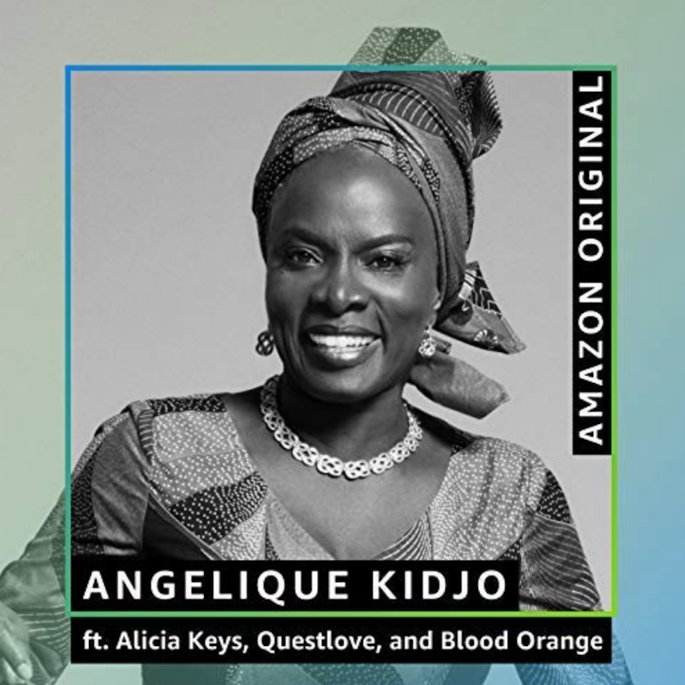 angelique alicia keys questlove great curve talking heads Angélique Kidjo enlists Alicia Keys, Questlove, and Blood Orange for cover of Talking Heads The Great Curve: Stream