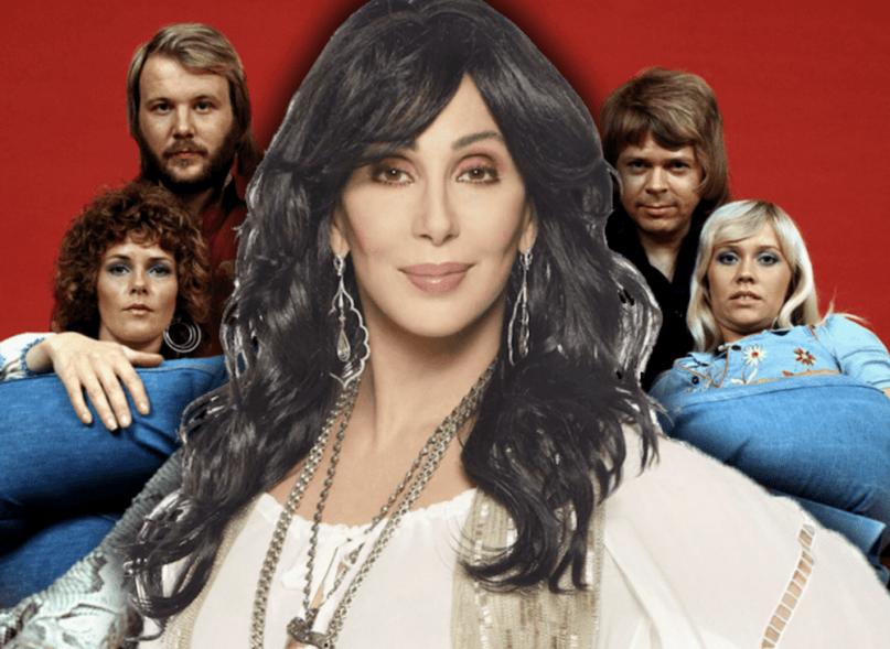 Stream Cher Abba dancing queen covers album