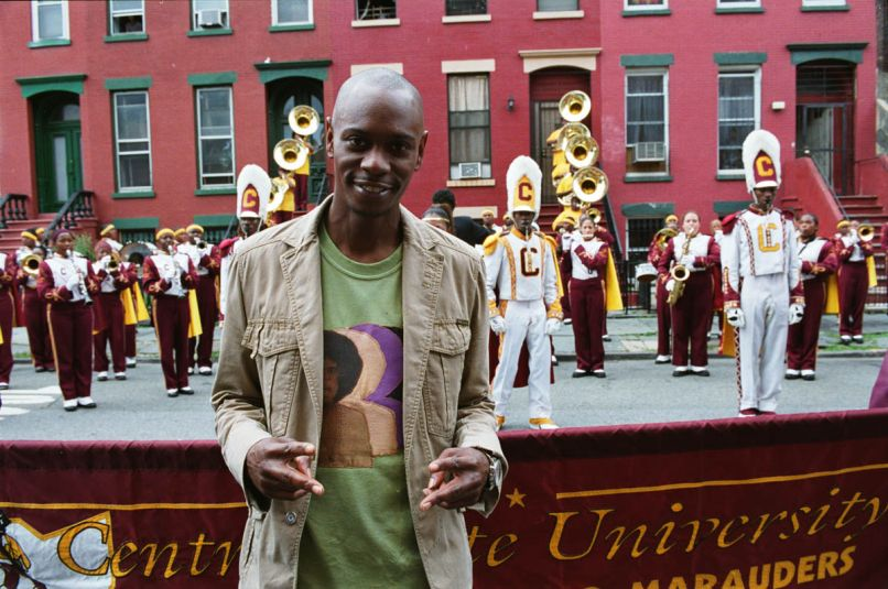 Dave Chappelle's Block Party, Rogue Pictures