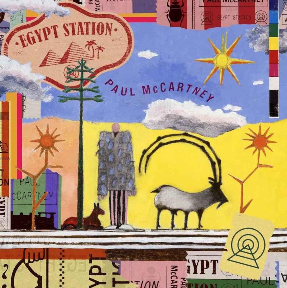 egypt station album stream paul mccartney Paul McCartney premieres new solo album, Egypt Station: Stream