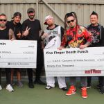Breaking Benjamin and Five Finger Death Punch