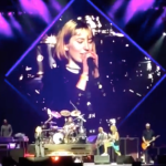 "Foo Fighters performing ""Under Pressure"" with fans in Vancouver"