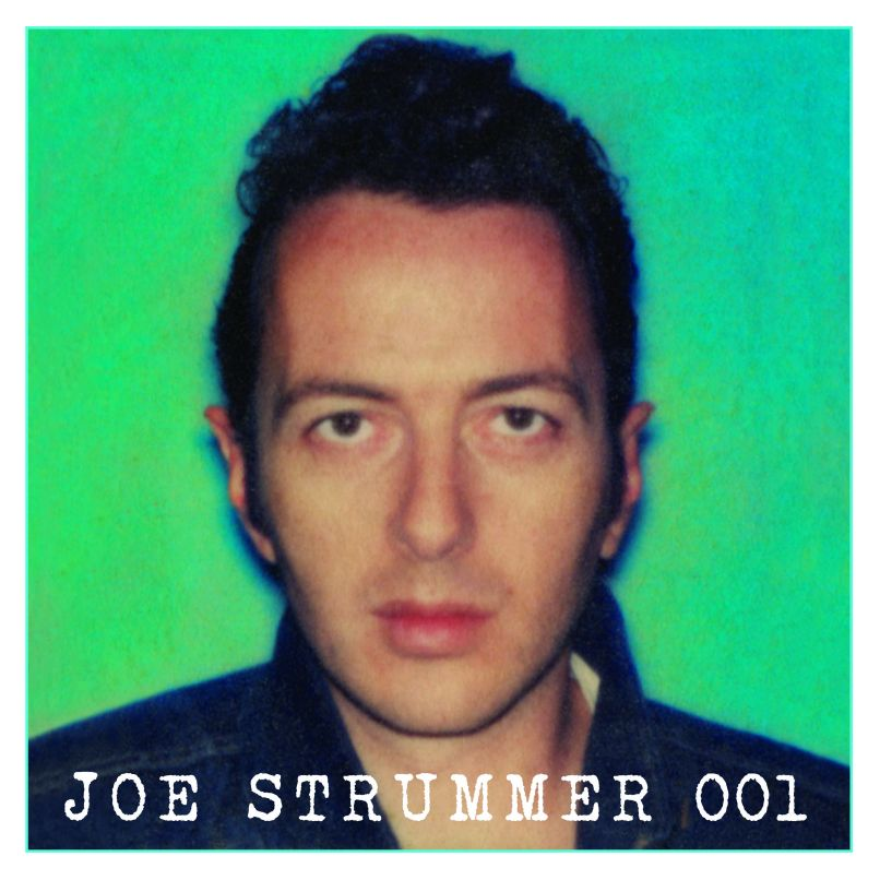 Joe Strummer 001 posthumous box set arrived: Stream