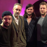 Jordan Peterson Mumford and Sons in studio Response Statement