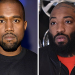 Kanye West supports ASAP Bari
