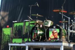 Sum 41, Riot Fest 2018, photo by Heather Kaplan