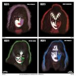 Kiss - solo albums
