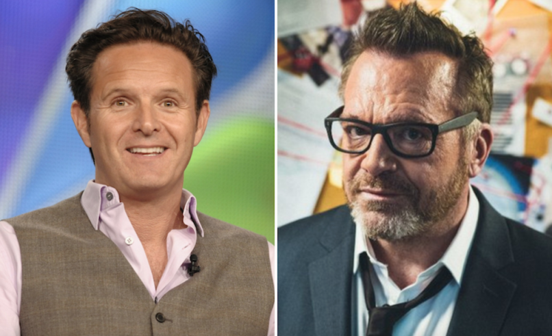Mark Burnett Apprentice Producer Tom Arnold Choke Fight Emmys Trump Tapes