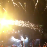 Odesza's fireworks crowd dangerous Life is Beautiful