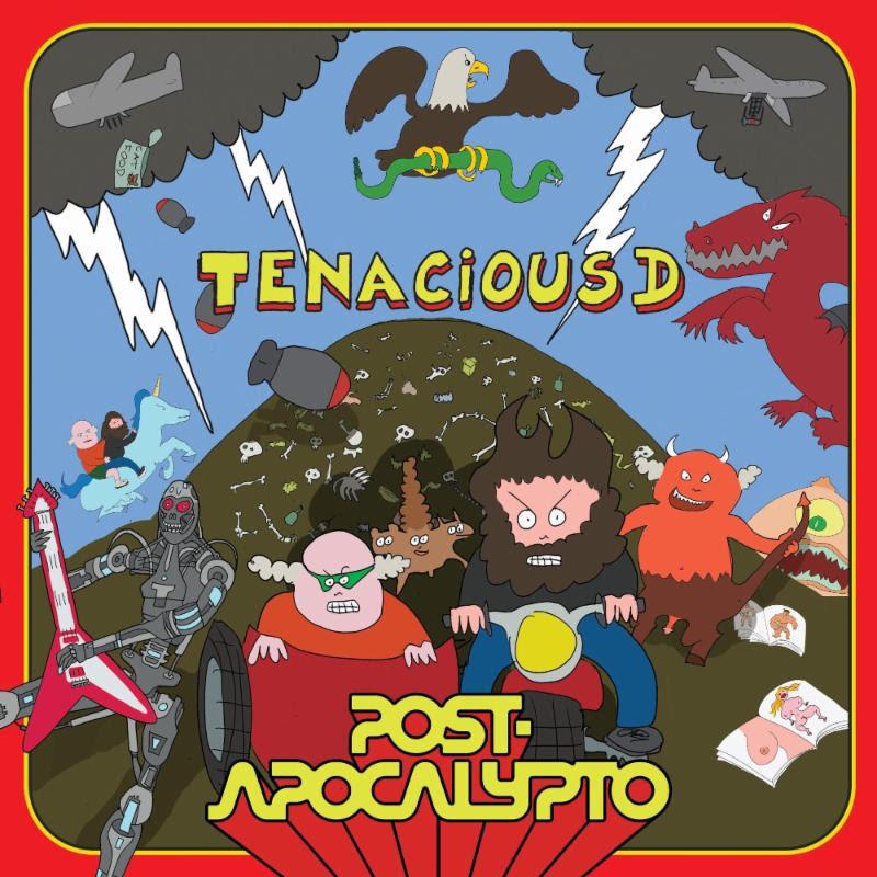 Post-Apocalypto Tenacious D