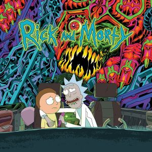 Rick and Morty Album