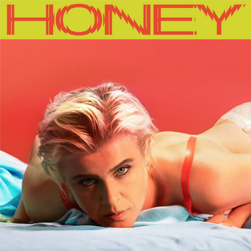 robyn honey album artwork Robyn announces new solo album, Honey, due out next month