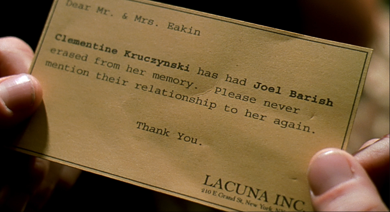 Eternal Sunshine of the Spotless Mind, Focus Features