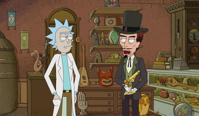 Rick and Morty, Cartoon Network