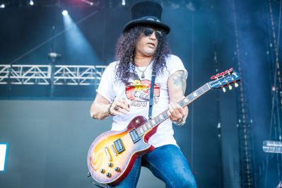 Slash, photo by Alive Coverage