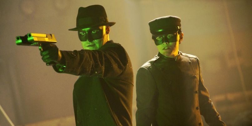 The Green Hornet, Columbia Pictures
