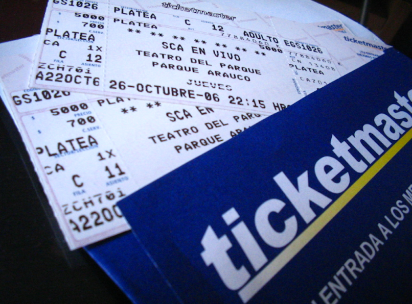 Ticketmaster allegedly operated secret scalping program