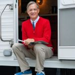 Tom Hanks as Mr Rogers