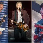 Metallica, Paul McCartney, Travis Scott, photos by Amy Price